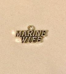 1747. Marine Wife Pendant