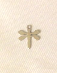 1459. Stainless Steel Dragonfly Pendant