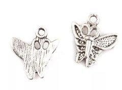 667. Fluttering Butterfly Pendant