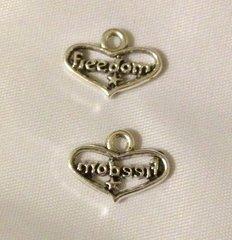 1169. Freedom Heart Pendant