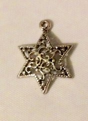 756. Six Point Star Pendant