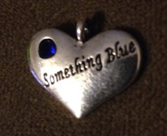 287. 'Something Blue' Pendant