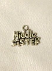 1378. Middle Sister Pendant