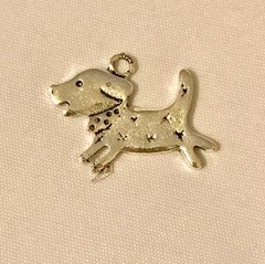 1738. Dog Pendant