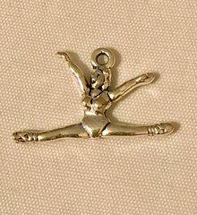 1770. Gymnastics Splits Pendant
