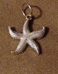 888. Large Starfish Pendant
