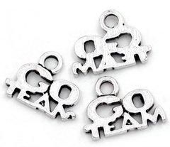 """77. """"Go Team"""" Pendant"""