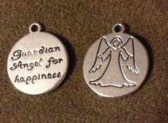 351. 'Guardian Angel for Happiness' Pendant