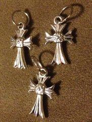 330. Acrylic Cross Pendant