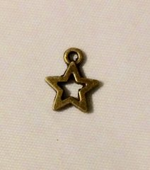 764. Bronze Star Pendant