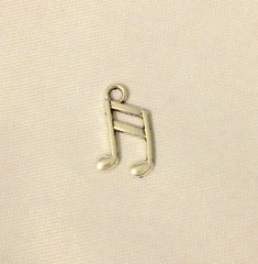 500. Music Notes Pendant