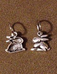 761. Sitting Bunny Pendant