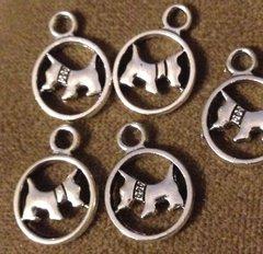 193. Scottish Terrier Dog Pendant