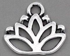 711. Lotus Flower Pendant