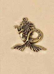 1760. Mermaid Pendant