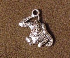579. Gorilla Pendant