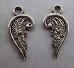 324. Rounded Wing Pendant