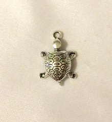 479. 1 sided Turtle Pendant