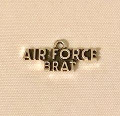 1753. Air force Brat Pendant