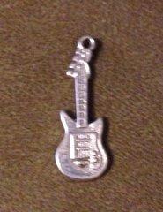 1066. Guitar Pendant