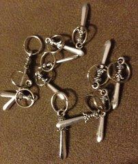 281. Handled Sword Pendant