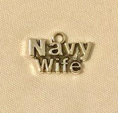 1751. Navy Wife Pendant
