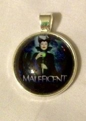 1630. Maleficent Pendant