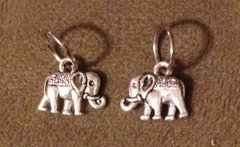 566. Small Elephant Pendant