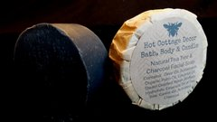 Charcoal and Tea Tree Facial Soap formulated for Oily Skin