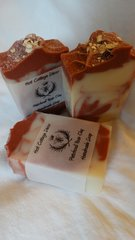 Patchouli and Rose Clay Soap