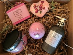 Valentines Gift Pack with Free Heart Soap