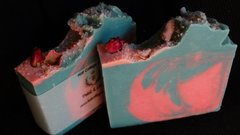 Petals and Sea Salt Handmade Artisan Soap