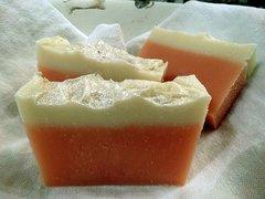 Pink Mimosa Soap