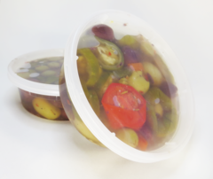 Tangy Olive Medley 8 oz