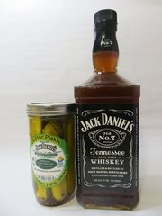 Jack Daniel's Pickles 16 oz