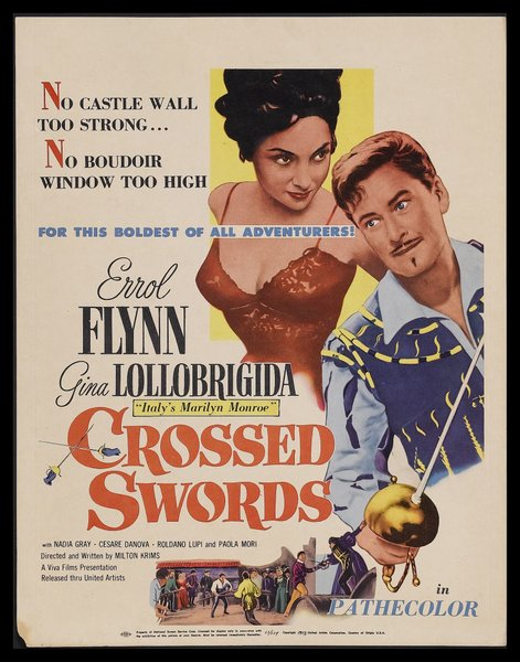 Crossed Swords (1954) DVD | Tink's - 67.5KB