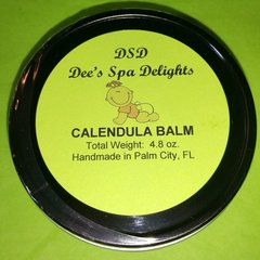 Calendula Balm-Natural remedy for diaper rash, cradle cap, acne and more