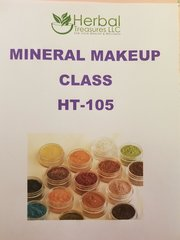 Mineral Make-up Class HT-105