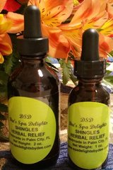 Shingles Herbal Relief - Natural Relief for the Shingles Virus