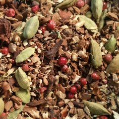 Autumn Splendor Herbal Tea Blend - Herbal Remedy for Cold and Flu Season