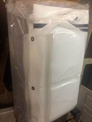 M998 HMMWV VINYL FITTED COVER WHITE 12340676-21 NOS