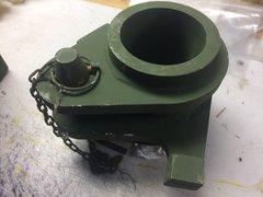 M977, HEMTT L.H. TOW BRACKET 1497260W, 2540-01-226-3373 NOS
