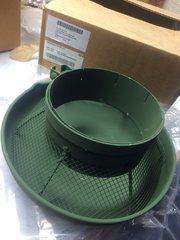 HEMTT GREENLEES AIR FILTER INTAKE PIPE CAP L6D5P090, 4310-01-165-6796 NOS