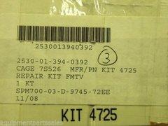 M1078 VEHICULAR WHEEL PARTS KIT 4725 NOS