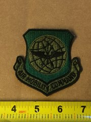 US AIR FORCE AIR MOBILITY COMMAND INSIGNIA MIL-DTL-14652B NOS