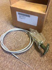 M151 JEEP THROTTLE CABLE 8754130, 2590-00-678-3089 NOS
