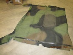 M998 HUMMER BODY FITTED COVER CAMO 12340676-31 NOS