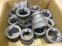 """2 WARD 1-1/2"""" X 2"""" STEEL PIPE REDUCERS NOS"""