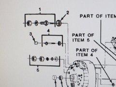 M1008 M1009 ALTERNATOR PARTS KIT 1982519 NOS