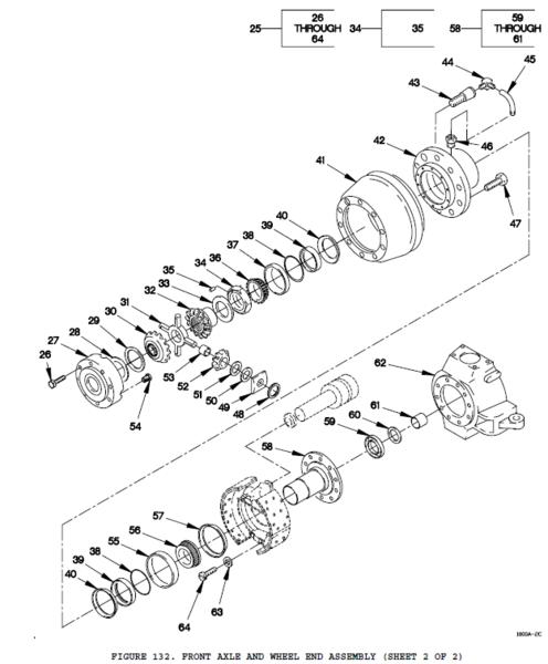 m1078 repair parts kit kit 4726  3120